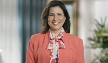 Margarita Cedeño vota en elecciones en las que busca repetir como vicepresidenta