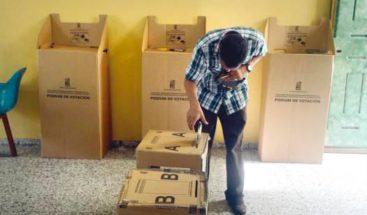 República Dominicana entra a la recta final de los comicios municipales