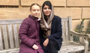 Greta Thunberg «es la única amiga por la que faltaría a clases», dice la premio nobel Malala tras encuentro en la universidad