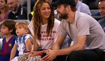 Lo que Shakira y Gerard Piqué hicieron en su reencuentro tras el Super Bowl