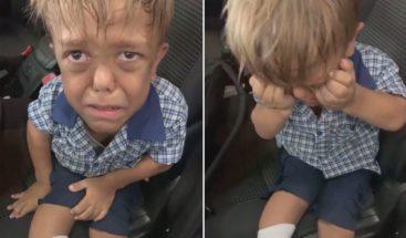 Madre comparte desgarrador vídeo de su hijo pidiendo morir por sufrir bullying