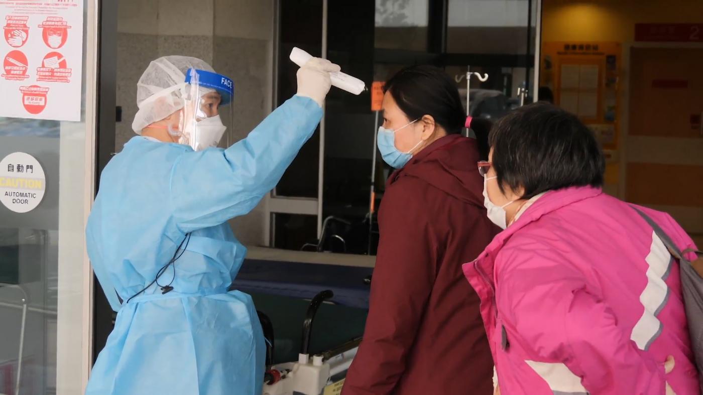 El único afectado por el coronavirus en Bélgica recibe el alta médica