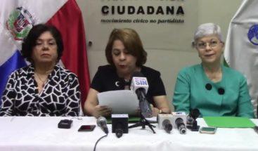 Participación Ciudadana denuncia procurador presionó 14 fiscales a renunciar