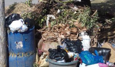 Denuncian cúmulos de basura en Paraíso, Barahona