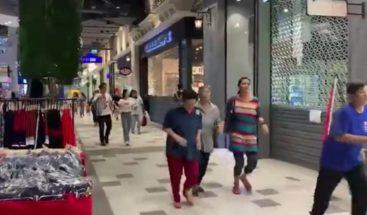 Aumentan a 20 los muertos en un tiroteo en centro comercial de Tailandia