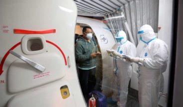 Dos médicos tailandeses aseguran que han curado a una paciente de coronavirus