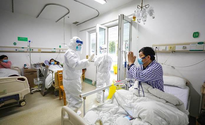 OMS: fuerte aumento de casos en China no significa agravamiento de epidemia