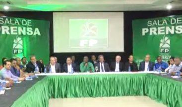 FP pide JCE permita votar excluidos del padrón en el exterior
