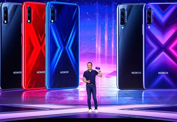 Honor amplía su gama con dos nuevos teléfonos y una nueva serie de portátiles
