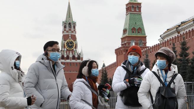 Por el coronavirus, Rusia decidió prohibir la entrada de ciudadanos chinos a su territorio