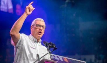 Gonzalo Castillo: El PLD está listo para echar la batalla en mayo
