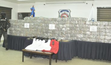 Decomisan 700 paquetes de drogas; arrestan a 11 implicados en red de narcotráfico