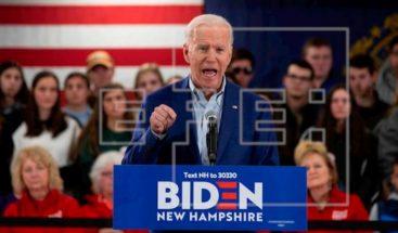 Biden gana las primarias demócratas en Misuri y Misisipi, según proyecciones