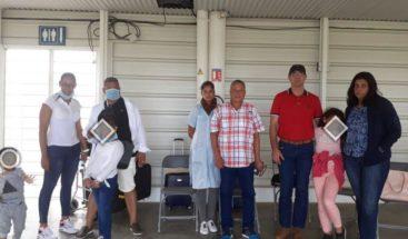 Grupo de nueve cruceristas dominicanos llegará esta tarde de Guadalupe
