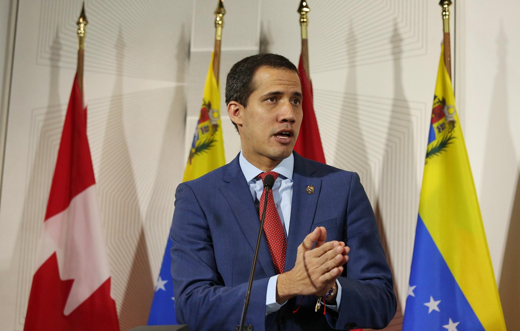 Embajador de Guaidó en Colombia pide a venezolanos que no regresen a su país