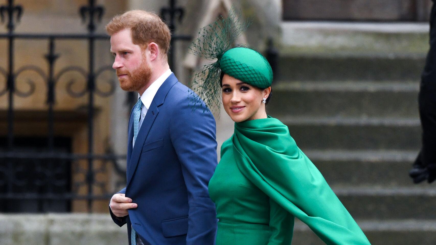 Enrique y Meghan dicen adiós a la monarquía en plena lucha contra el COVID-19