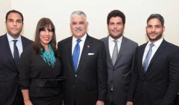 Canciller Miguel Vargas confirma uno de sus hijos tiene coronavirus