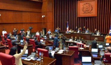 Senado aprueba resolución que declara estado de emergencia nacional