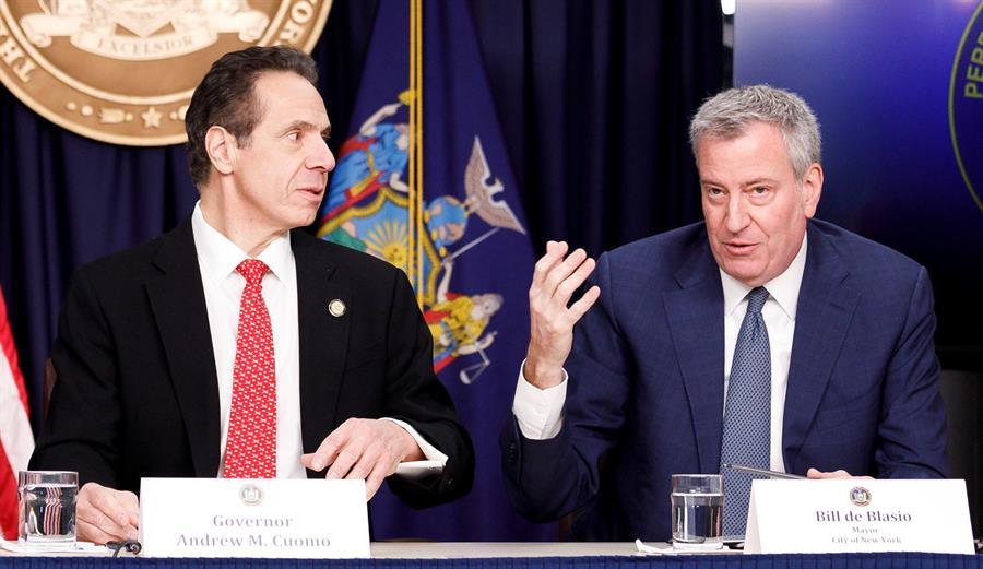 En estado grave el segundo caso de coronavirus en Nueva York