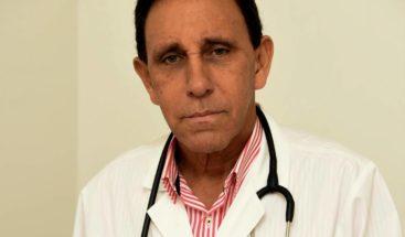 Doctor Cruz Jiminián se recupera y es desconectado de ventilación mecánica