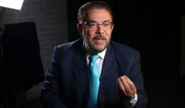 Guillermo Moreno propone se reduzca el salario de los funcionarios