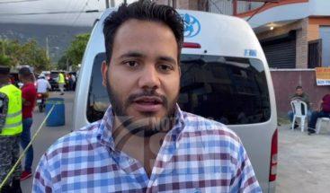 Diputado denuncia no dejaron entrar a observadores electorales en colegios Jarabacoa
