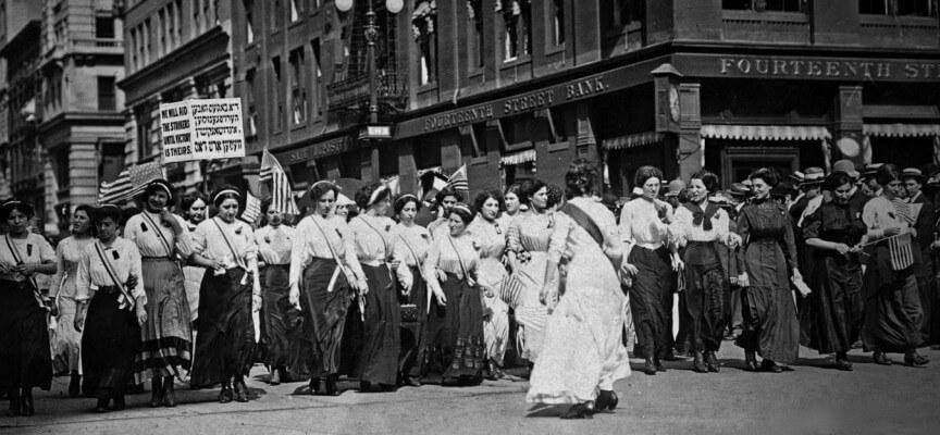 Por qué se eligió el 8 de marzo como día de la mujer