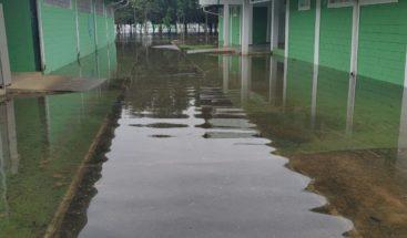 Denuncian inundaciones en instalaciones de remo y canotaje en Bonao