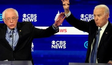 Biden y Sanders cancelan mítines de campaña de esta noche por el coronavirus