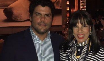 Hijo de canciller Miguel Vargas fue sometido a prueba del coronavirus
