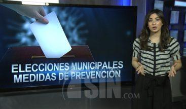Exhortan prevenir contagio COVID-19 en comicios municipales
