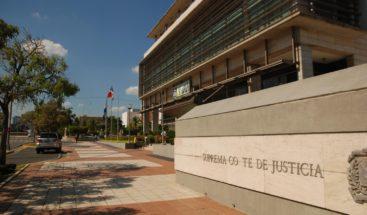 Tribunales suspenden audiencias del 19 de marzo al 13 de abril