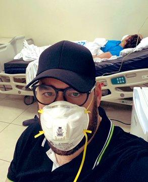 Hijo de Víctor Gómez Casanova se recupera del coronavirus