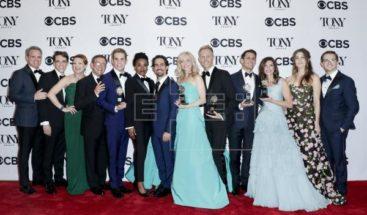 Los Premios Tony, los