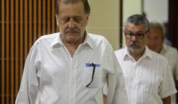 En libertad condicional cómplice del expresidente salvadoreño Saca por lavado