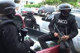 Decomisan 333 paquetes de droga en Nigua