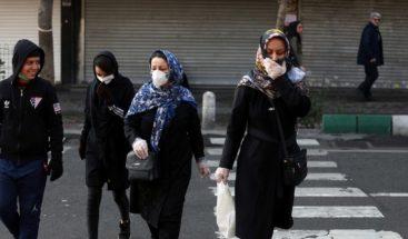 Irán reduce el número de presos por el coronavirus, causa de 1.135 muertes