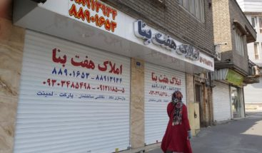 Suben a 988 los muertos por coronavirus en Irán