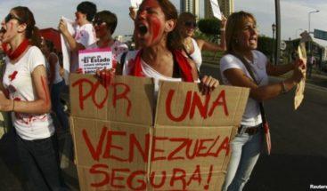Vivir en Venezuela, la sombra del miedo 24 horas al día