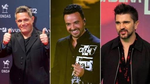 Alejandro Sanz, Luis Fonsi y Juanes participarán en festival benéfico para combatir la pandemia