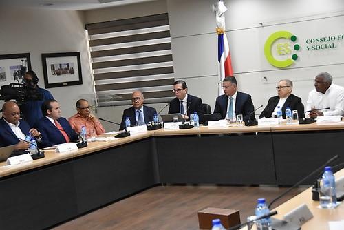 PRM objeta a Juan Carlos Bicann y aMiguel Ramos ocupar el cargo fiscal electoral