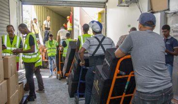 JCE informa ha entregado 5,936 valijas con material electoral a Juntas Municipales
