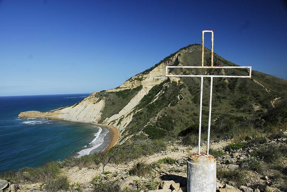 Cierre parcial y fumigación en Montecristi para evitar entrada del COVID-19