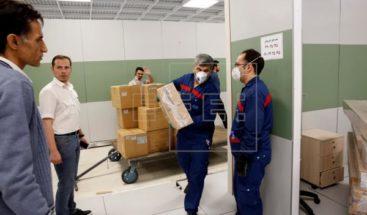 Irán, con 1.812 muertos, amplía hospitales y recibe ayuda de MSF