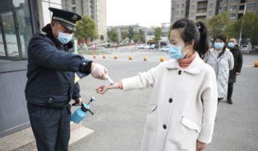 China mantiene a la baja tendencia de nuevos contagios con 1 caso