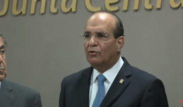 JCE garantiza recintos que falten materiales electorales serán completados