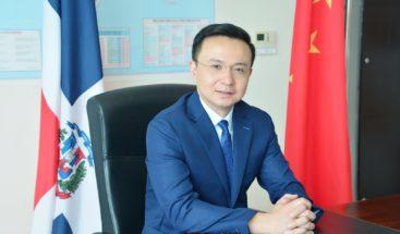 China dona más de 580 toneladas de alimentos a RD por covid-19
