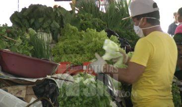 Poca asistencia de compradores en mercados del Gran Santo Domingo