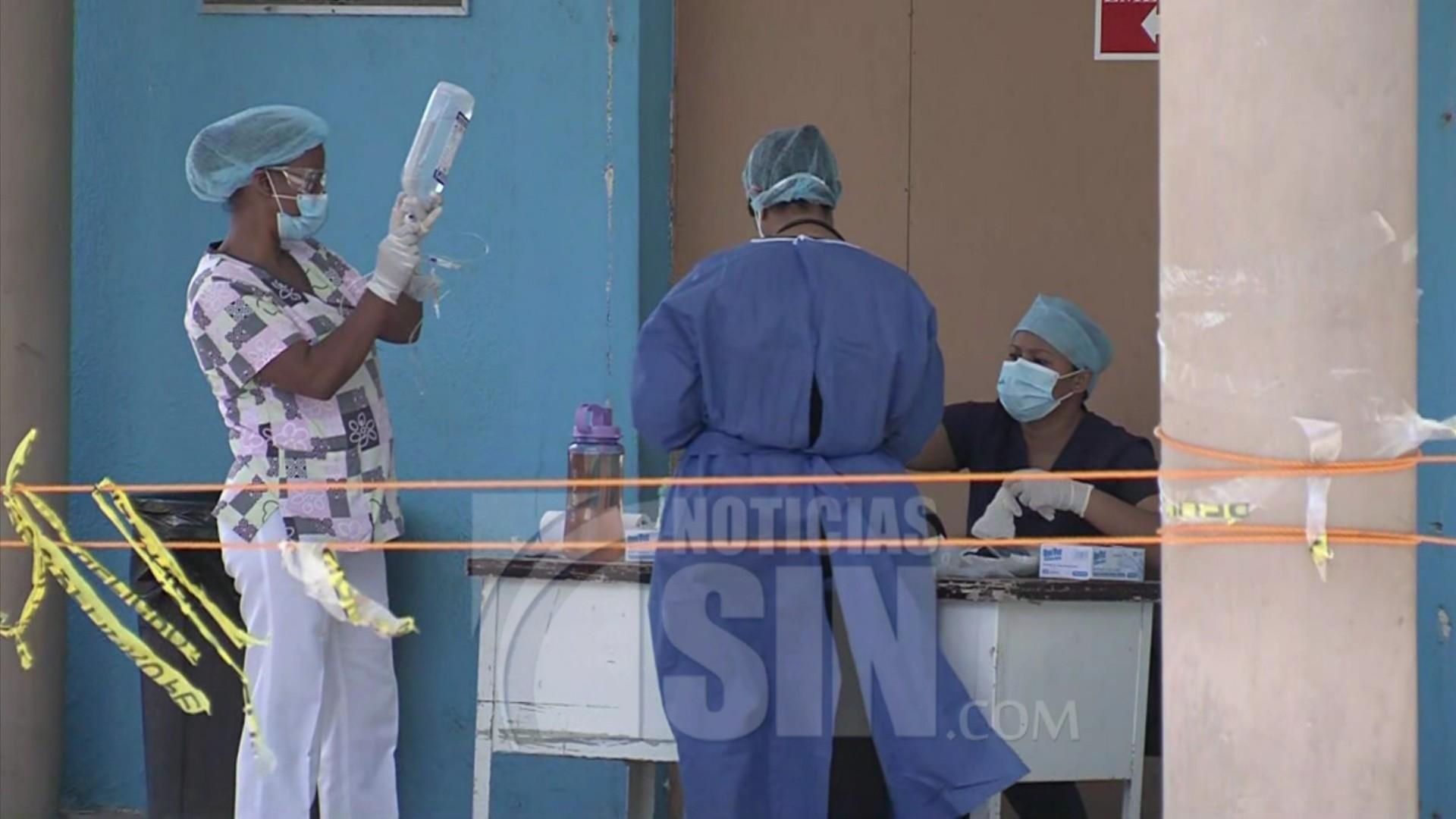 San Francisco de Macorís registra el 60% de muertes por COVID-19
