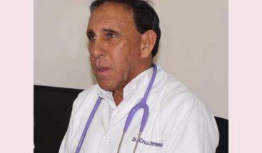Doctor Cruz Jiminián continúa recuperándose satisfactoriamente